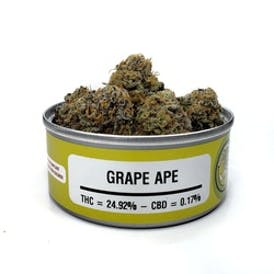 Grape Ape Space Monkey Meds