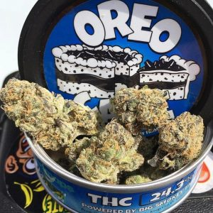 Oreo Cake Big Smokey Farms
