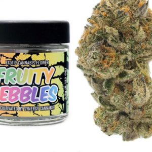 Fruity Pebbles Strain by Synergy