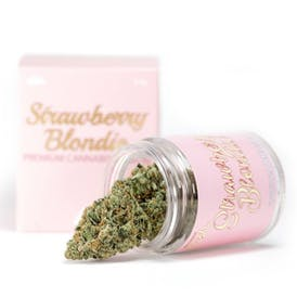 LA Kush Strawberry Blondie